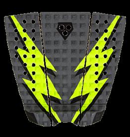 Gorilla Gorilla Kyuss Green Bolts Traction Pad