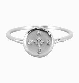 Pura Vida Pura Vida Compass Ring