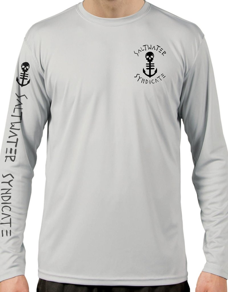 Saltwater Syndicate Saltwater Syndicate Sails and Tails Performance Shirt