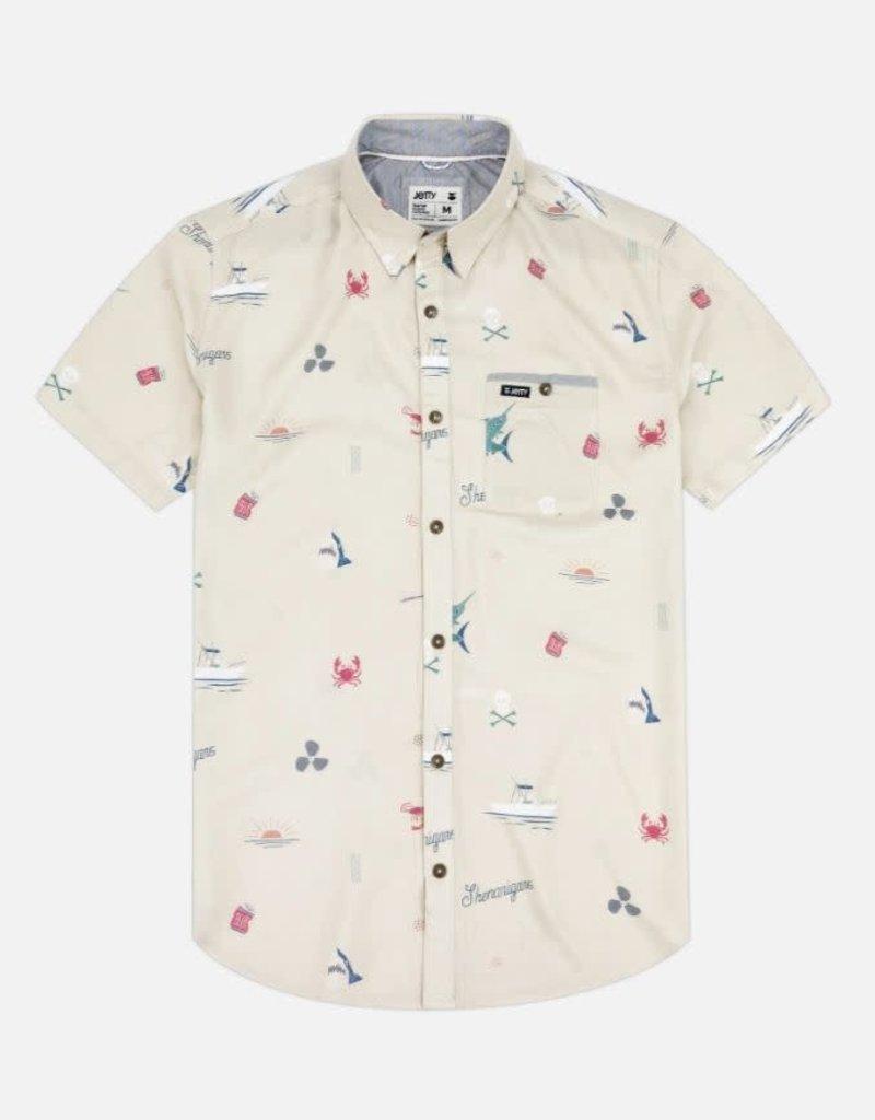 Jetty Jetty Shenanigans Woven Shirt