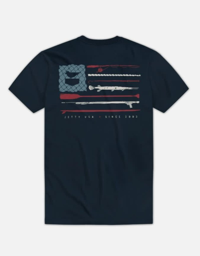 Jetty Jetty Old Glory Tee