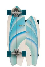 "Carver Carver 30"" Emerald Peak Surfskate Complete C7 Raw"