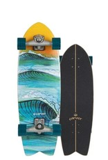 """Carver Carver 29.5"""" Swallow Surfskate Complete CX Raw"""