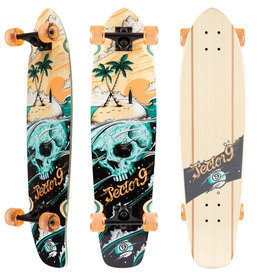 Sector 9 Sector 9 Stranded Strand Complete