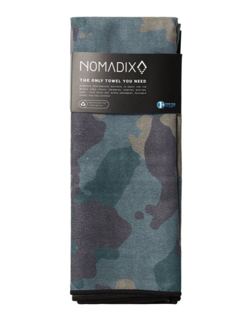 Nomadix Nomadix Towel - Camo Green