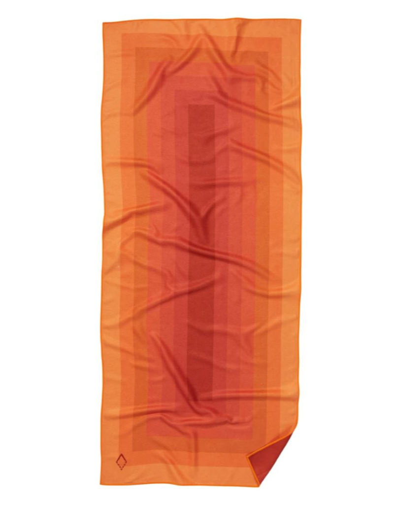 Nomadix Nomadix Double Sided Towel - Zone Orange