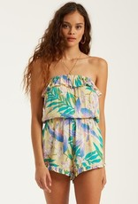 Billabong Billabong Pocket Flower Romper