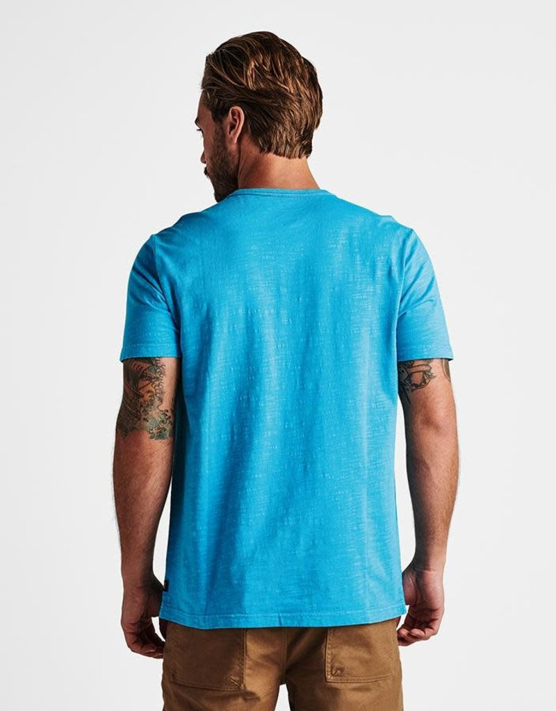Roark Roark Well Worn Midweight Knit Pocket Tee