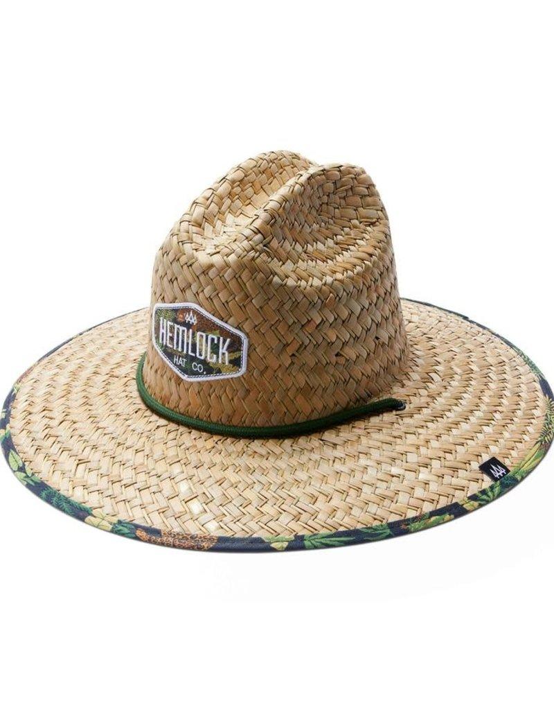 Hemlock Hat Company Hemlock Yucatan Straw Hat