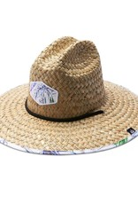 Hemlock Hat Company Hemlock Cast Away Straw Hat