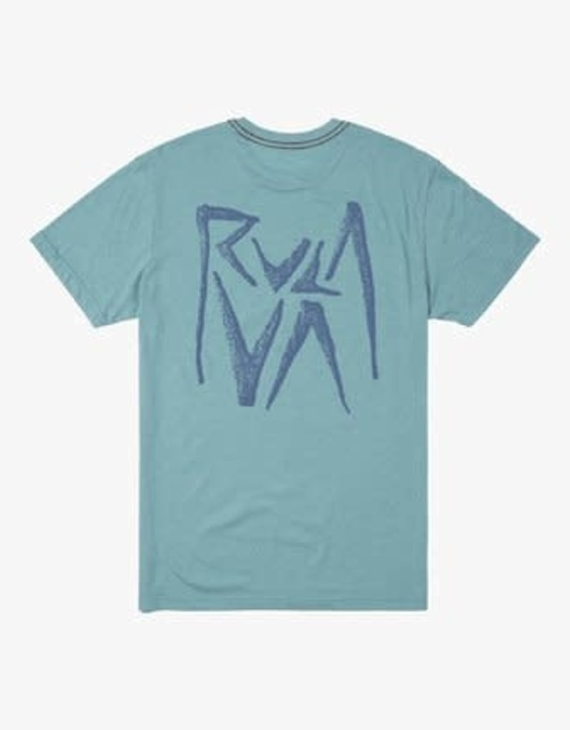 RVCA RVCA Mako Short Sleeve T-Shirt