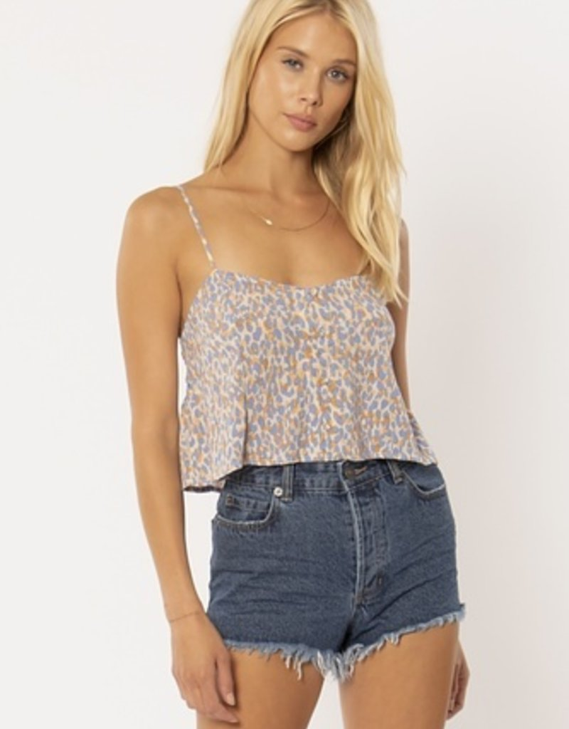 Amuse Society Amuse Blissed Out Woven Cami