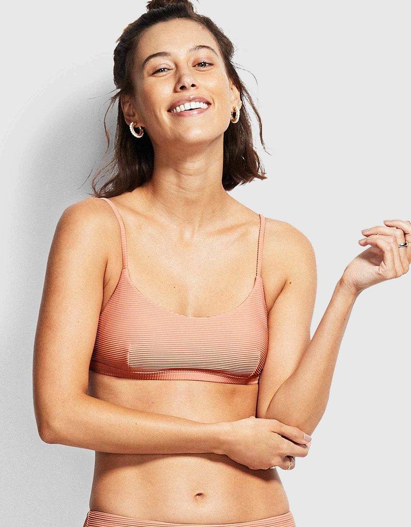 Seafolly Seafolly Essentials Bralette Bikini Top