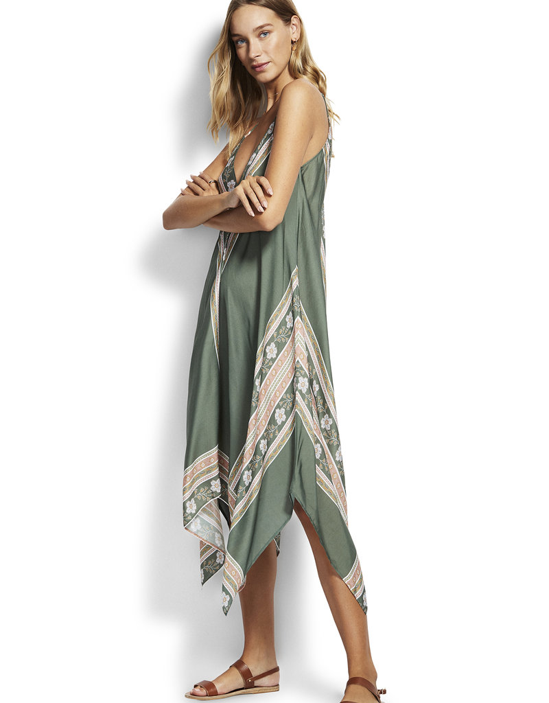 Seafolly Seafolly Balinese Retreat Scarf Dress