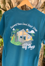 Old Naples Surf Shop ONSS Support Your Local Surf Shop Tee