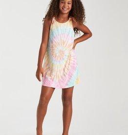 Billabong Billabong Girls Beach Song T-Shirt Dress