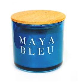MAYA BLEU Maya Bleu's Original Shark Tooth Candle - Bleu