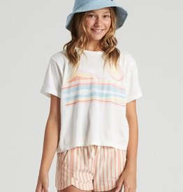 Billabong Billabong Girls Seaside Draming Tee