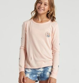 Billabong Billabong Girls Catch A Wave Long Sleeve Tee