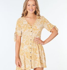 Rip Curl Rip Curl Golden Days Floral Dress