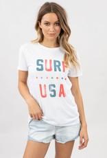 Rip Curl Rip Curl Surf USA Boy Tee