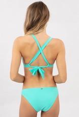 Rip Curl Rip Curl Brights Deep V Crossback Bikini Top