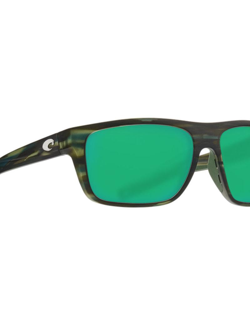 Costa Costa Broadbill Matte Reef Frame Green Mirror 580P