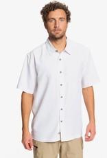Quiksilver Quiksilver Waterman Tahiti Palms Short Sleeve Shirt