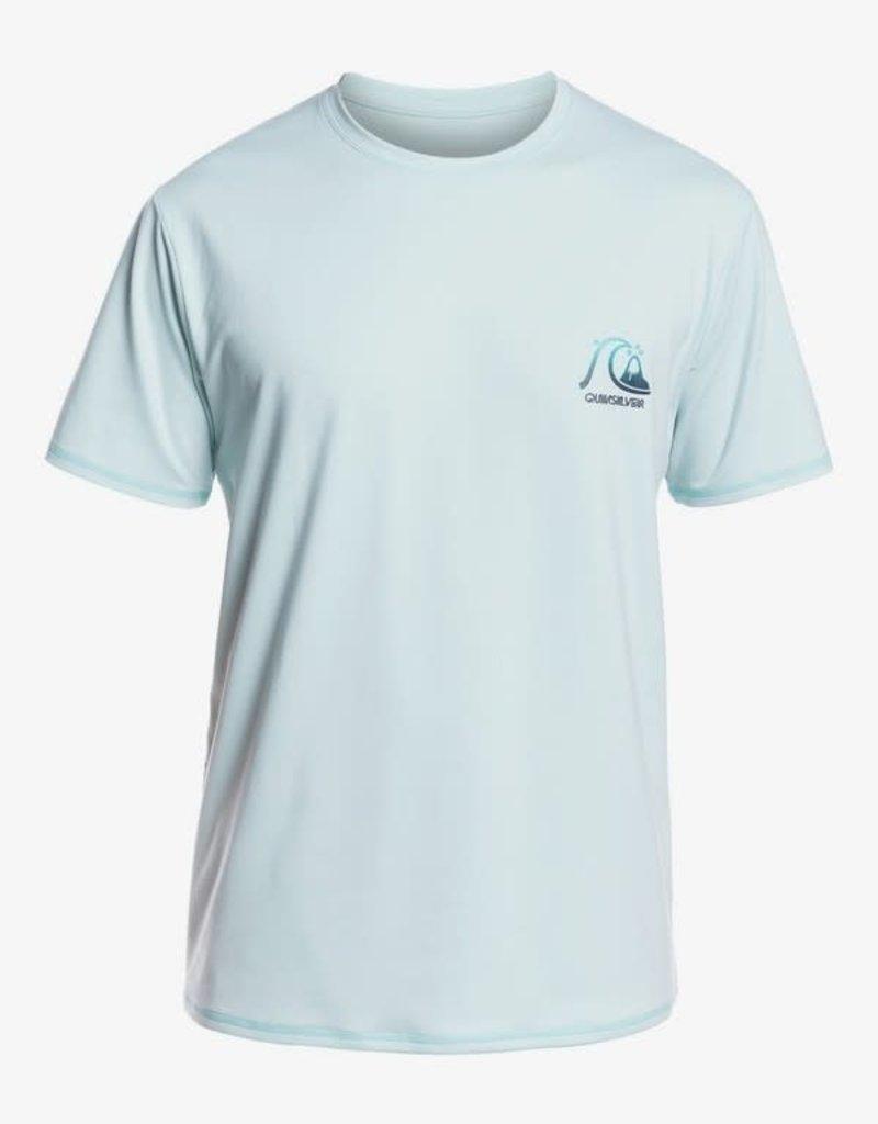 Quiksilver Quiksilver Heritage Short Sleeve UPF 50 Surf T-Shirt