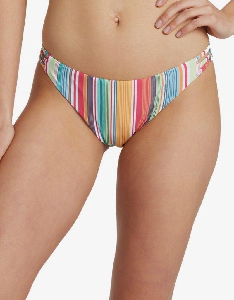 Roxy Roxy Mexi Stripe Full Bikini Bottoms