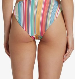 Roxy Roxy Mexi Stripe Full Bikini Bottoms