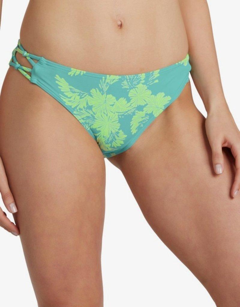 Roxy Roxy Tropical Two Tone Full Bikini Bottoms