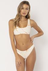 Amuse Society Amuse Afterglow Bralette Bikini Top
