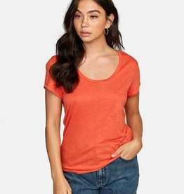 RVCA RVCA Vinyl Pocket T-Shirt