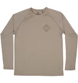 Salty Crew Salty Crew Tippet Pinnacle Tech Raglan
