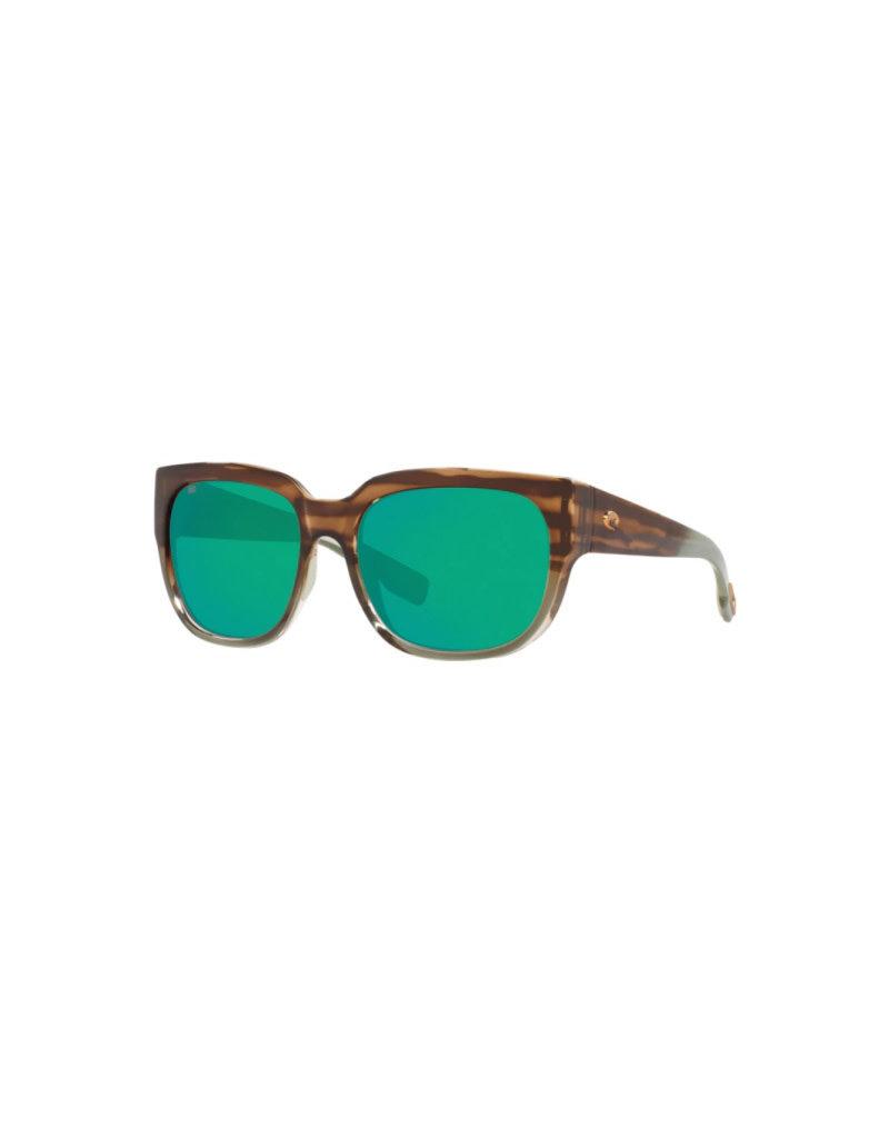 Costa Costa Waterwoman II Shiny Ocean Jade Green Mirror 580G