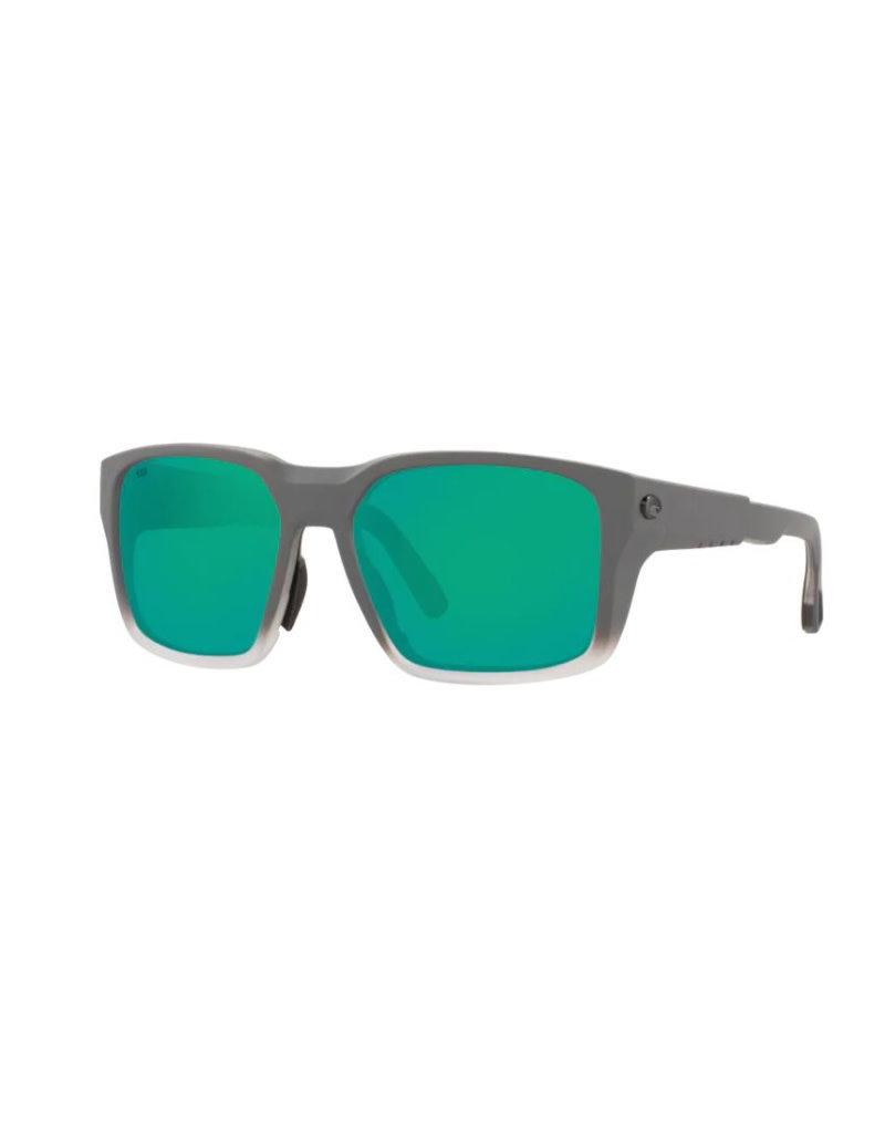 Costa Costa Tailwalker Matte Fog Gray Green Mirror 580P