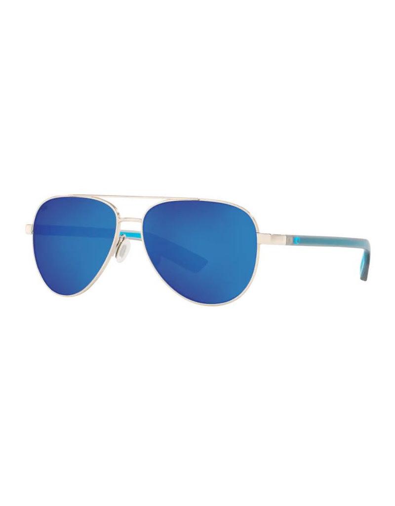 Costa Costa Peli Shiny Silver Blue Mirror 580P