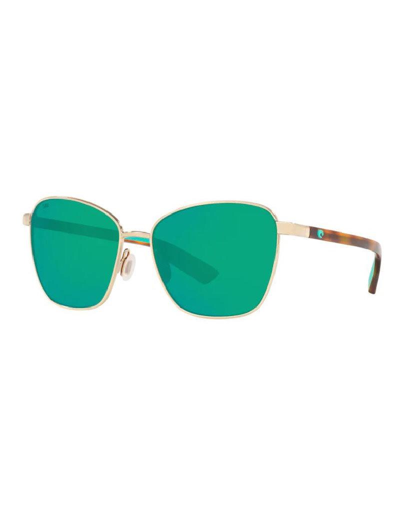 Costa Costa Paloma Shiny Gold Green Mirror 580P