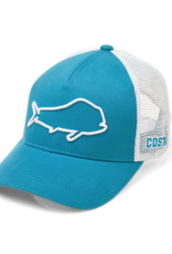 Costa Costa Stealth Hat - Dorado Blue