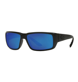 Costa Costa Fantail Blackout Frame Blue Mirror 580G
