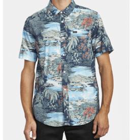 RVCA RVCA Paradiso Short Sleeve Shirt