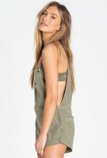 Billabong Billabong Wild Pursuit Short Overalls