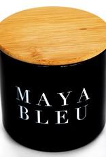 MAYA BLEU Maya Bleu's Original Shark Tooth Candle - Black