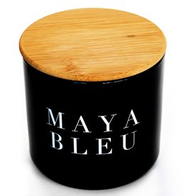 MAYA BLEU Maya Bleu's Original Shark Tooth Candle - Black