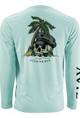 Avid AVID Fish or Die AVIDry Long Sleeve Shirt