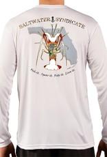 Saltwater Syndicate Saltwater Syndicate Florida Lobster Performance Shirt