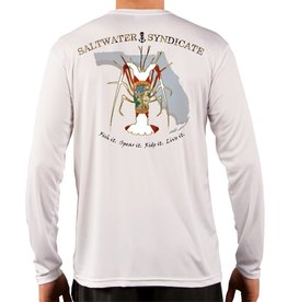 Saltwater Syndicate Saltwater Syndicate Florida Lobster Performance Shirt