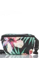 Aloha Collection Aloha WLFP x ALOHA mini hip pack WLFP Hibiscus Palm