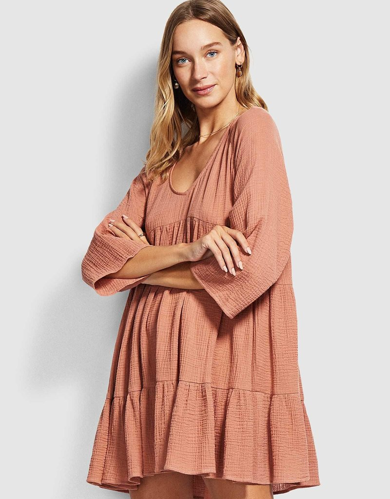 Seafolly Seafolly Double Cloth Coverup